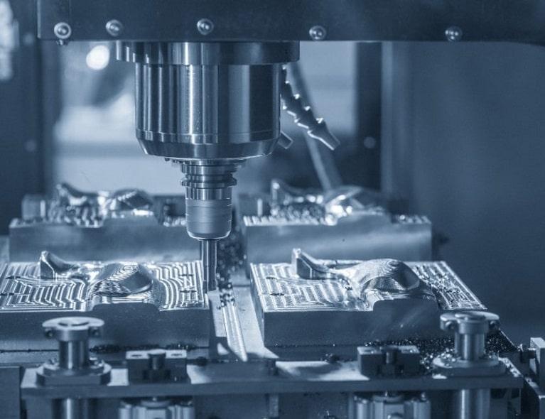 Centre usinage pour réalisation de pièces plastiques MICROPLAST