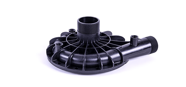 Pièce plastique pour industrie automobile MICROPLAST