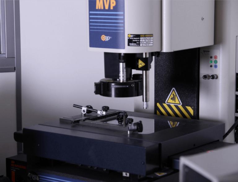 Unité de mesure optique - contrôle qualité MICROPLAST